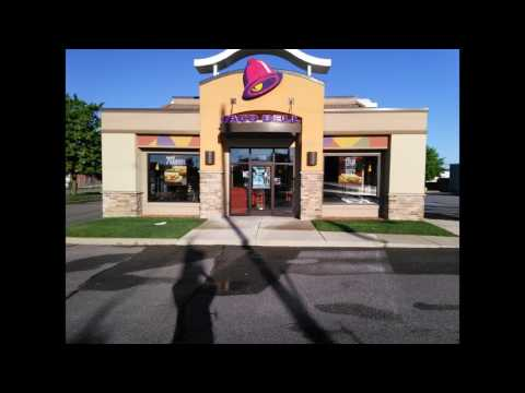 Power Washing at Taco Bell with Xtreme Cleaners LLC. (734)799-3556 Trenton. MI,