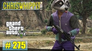 GTA 5 Online med SoftisFFS | CROSS THE LINE | #275