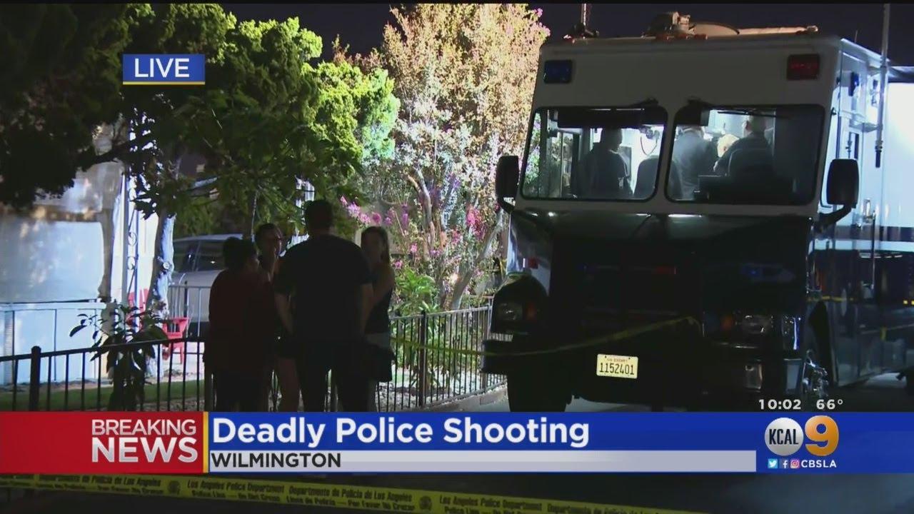 Officers Fatally Shoot Man Suspected Of Firing Gun In Wilmington