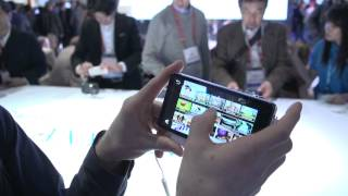 Samsung Galaxy Android Camera - Linus Tech Tips CES 2013
