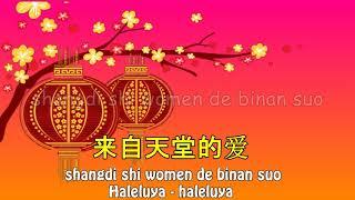 PUJIAN DALAM IBADAH ISTIMEWA IMLEK 2019 04. shangdi shi women de binan suo