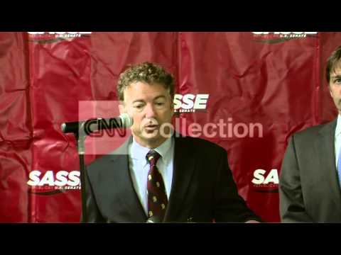 NE:RAND PAUL ON ENDING FOREIGN AID TO ISRAEL