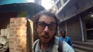 Con 2,50 Euro ecco quello che posso mangiare in india(Varanasi).