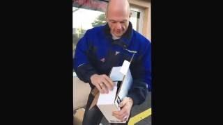 Pêtage de plomb contre un enculé de fournisseur...