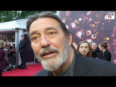 Ciaran Hinds  Bleed For This Premiere