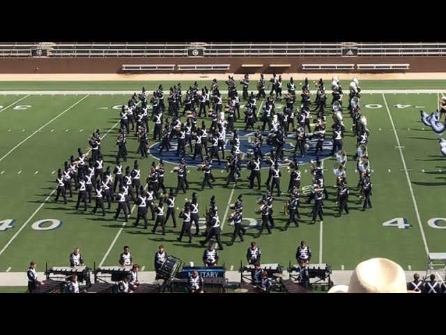 Kingwood High School Band KM4B 2019 UIL Marching Contest