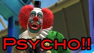 Dead Rising: All Bosses and Psychopaths - (720 HD) Xbox 360