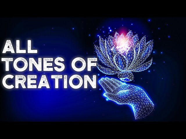 6 Tones of Creation ! Ancient Healing Frequencies ! Deep Healing Music ! Positive Energy Cleanse