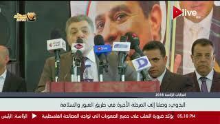 السيد البدوي: وصلنا إلى المرحلة الأخيرة في طريق العبور والسلامة