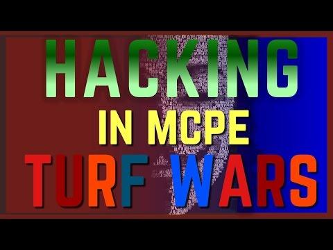 MCPE server hacking S6E5 HACKING IN MCPE TURF WARS