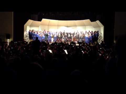 Jefferson Senior High School Christmas Concert BABA YETU