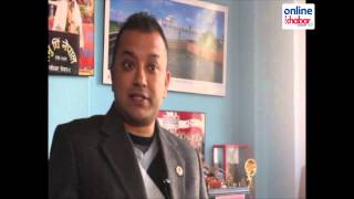 I love my family -Gagan Thapa, politician