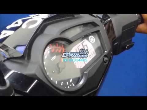 Yamaha Y15ZR API TECH Tuning - Motodynamics Technology Malaysia