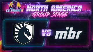 Liquid vs MIBR (Inferno) - cs_summit 6 Online: NA Group Stage - Game 2