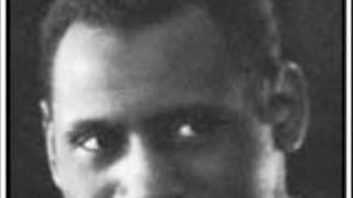 Watch Paul Robeson Sometimes I Feel Like A Motherless Child video