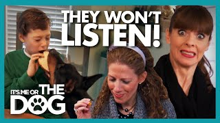 Victoria Has Never Seen a Dog Listen so Little to their Owner! |  It's Me or The Dog