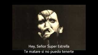Mister Superstar - Marilyn Manson (Traducida en Es