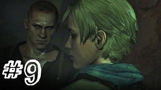 Resident Evil 6 Gameplay Walkthrough Part 9 - BIKE RIDE - Jake / Sherry Campaign Chapter 4 (RE6)