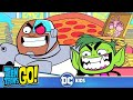 Teen Titans Go! | Free Pizza | DC Kids