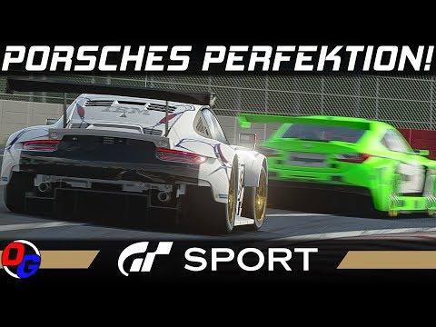Gran Turismo Sport – Porsche 911 RSR @ Kyoto Yamagiwa + Miyabi II   Let's Play GT Sport