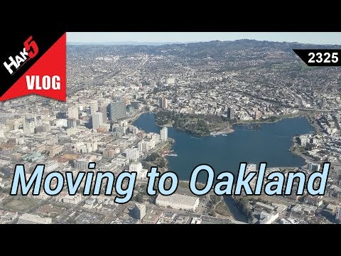 Moving to Oakland! Office warming party details - Hak5 2325