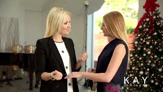 Tara Swennen's Holiday Gift Guide Tips & Trends(Celebrity Stylist, Tara Swennen, talks about the perfect holiday jewelry gift. Since 1916, Kay Jewelers has been recognized for its superior customer service and ..., 2013-12-19T13:55:59.000Z)