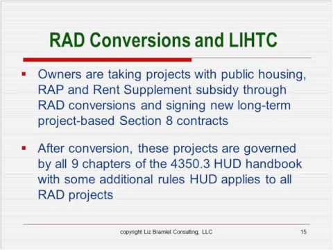 Income Limits & Rents in a Section 8LIHTC Project 20151223 2135 1