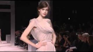 Dfil haute couture Elie Saab, printemps-t 2011