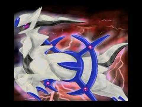 Pokemon D/P Remix: Arceus Battle