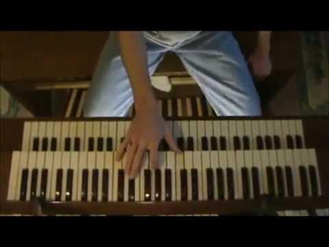 Organo a canne con pedaliera bassi -Chiesa San Protasio