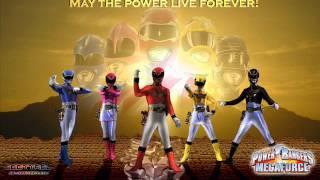 Power Rangers Megaforce Instrumental