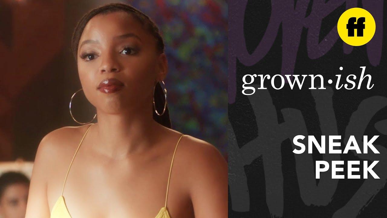 Download grown-ish Season 3, Episode 9 | Sneak Peek: Jazz Keeps A Close Eye On Doug | Freeform