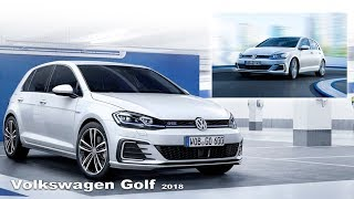 Volkswagen Golf 2018 - Interior and Exterior | VW GTI - VW GTE - VW SE NAV 2018