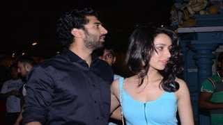 Repeat youtube video Aditya Roy Kapoor and Shraddha Kapoor: 'Unofficially' together