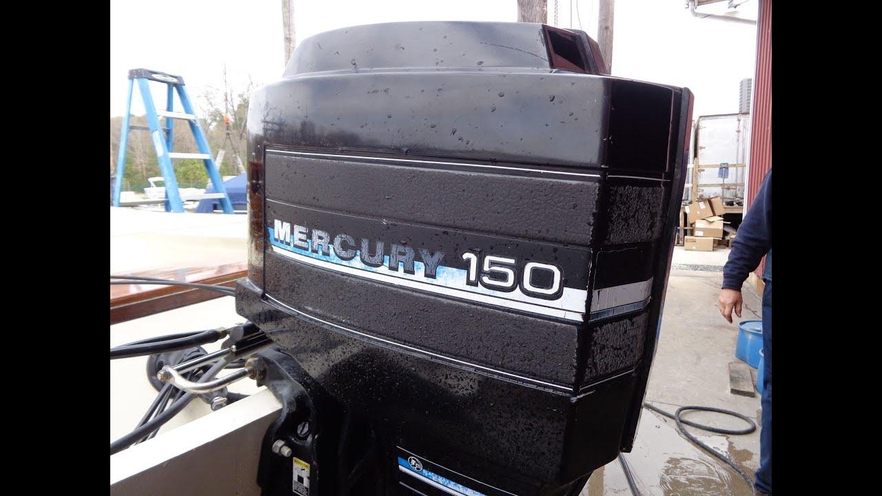 Mercury Black Max Outboard 1988 150 Xr2 Wiring Diagrams