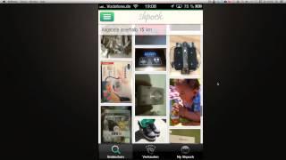 VoiceFunChat.de TV #01- Die Shpock Flohmarkt App