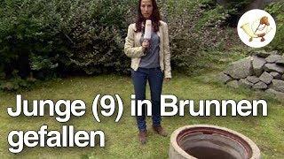 Junge (9) in Brunnen gefallen: Suchtrupps in falsche Richtung unterwegs