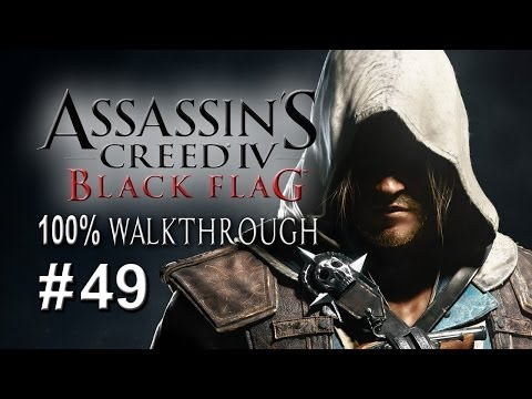 "Assassin's Creed 4: Black Flag - PART 49 ""Cumberland Island"" / 100% Completionist"