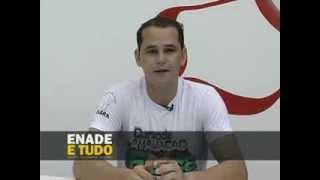 ENADE é Tudo: Depoimento do aluno Carlos Augusto de Matos