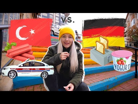 CULTURE SHOCKS TURKEY 🇹🇷 18 Differences to Germany 🇩🇪