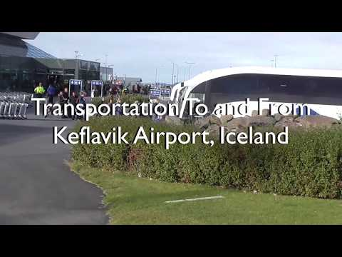 Transportation to and From Kevlavik Airport, Iceland