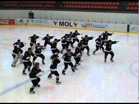 New Zealand, Maori - Haka Dance, Hockey U-18