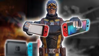 Fortnite Nintendo Switch Player | Solo Matches Only!! | Snipe Me If You Want | CODE: PROMETHEUSKANE