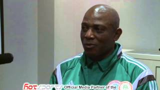 stephen keshi interview