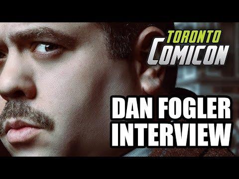 Dan Fogler on FANTASTIC BEASTS, THE WALKING DEAD, HANNIBAL, FANBOYS - Toronto Comicon Interview