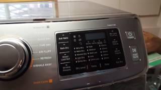 Samsung dryer noise