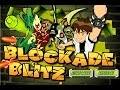 Ben 10 Blockade Blitz Kids Games For Kids - Gry Dla Dzieci