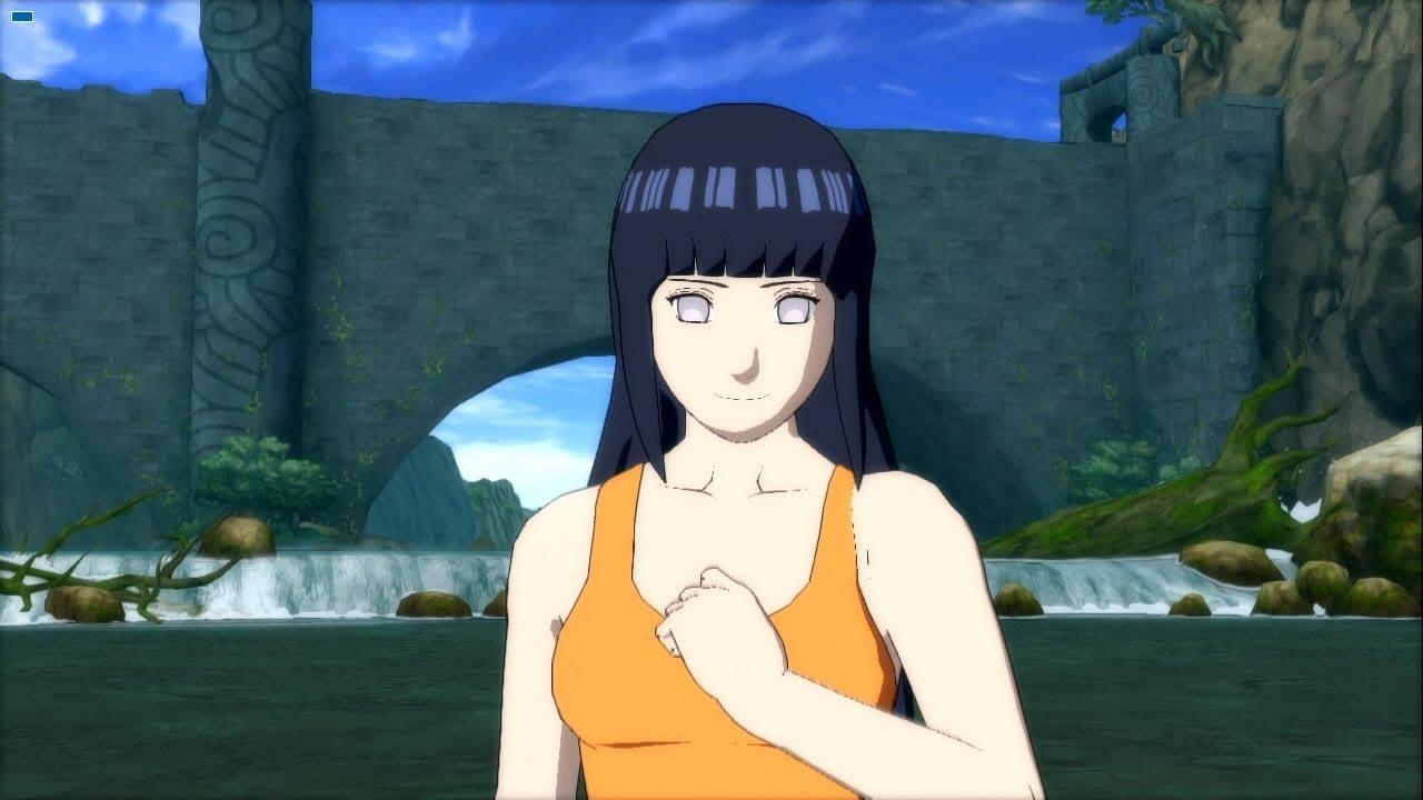 Anime Wallpaper Naruto Shippuden Naruto Shippuden Ultimate Ninja Storm 3 Swimsuit Hinata