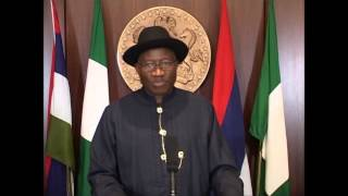 Nigeria Video Statement for the NSS 2014