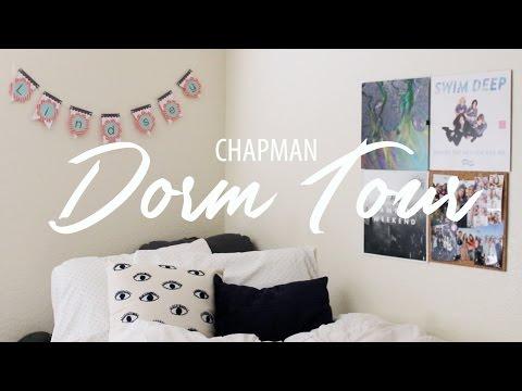 Dorm Tour  | Chapman University | 2016 | lindseyrem